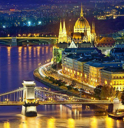 Frasers Hospitality Budapest