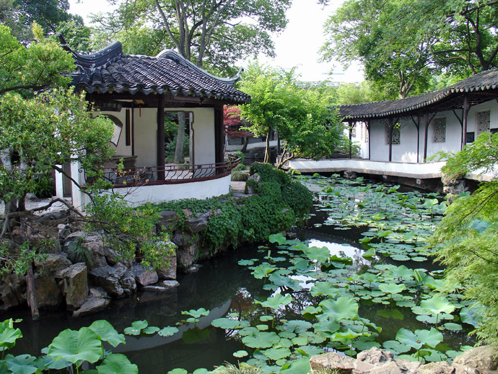 Yet Another Reason To Visit Suzhou The Classical World Heritage Gardens The World Of Frasers