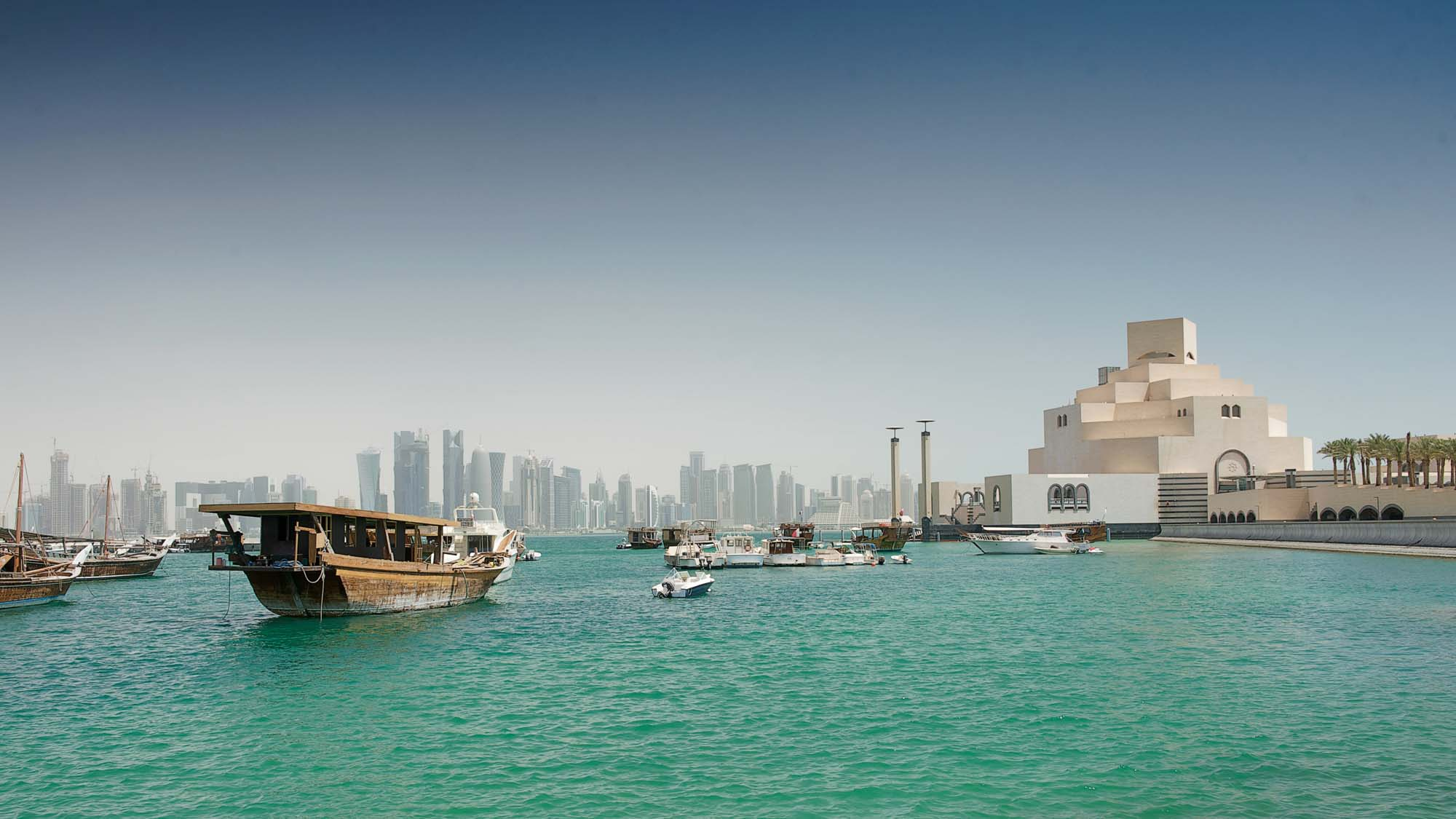Doha Fort – The World of Frasers Hospitality