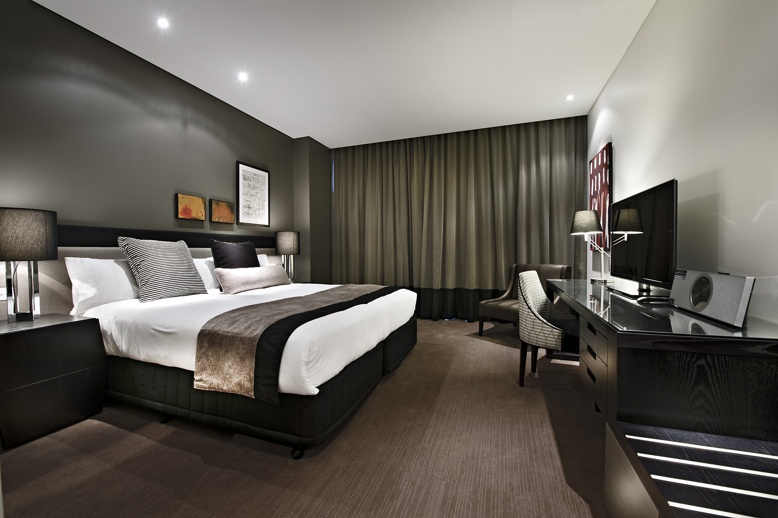 Our Newest Luxury Accommodation In Australia Fraser Suites Perth The Worl