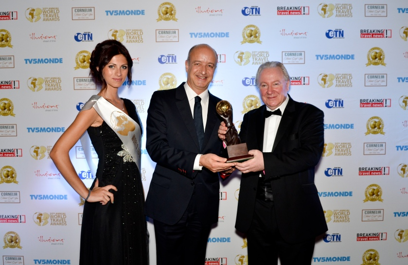 world travel award 2013 (2)