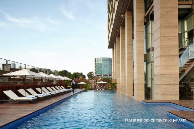 Fraser Residence Menteng, Jakarta