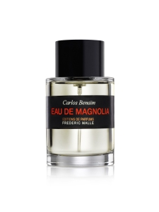 Editons de Parfums Frédéric Malle Eau de Magnolia in collaboration with Carlos Benaim, $395, from Malmaison by The Hour Glass