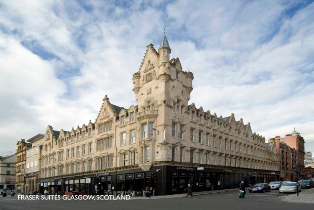 FS Glasgow_facade