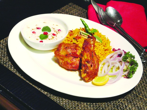 FS New Delhi_Chicken Biryani 2 copy 2