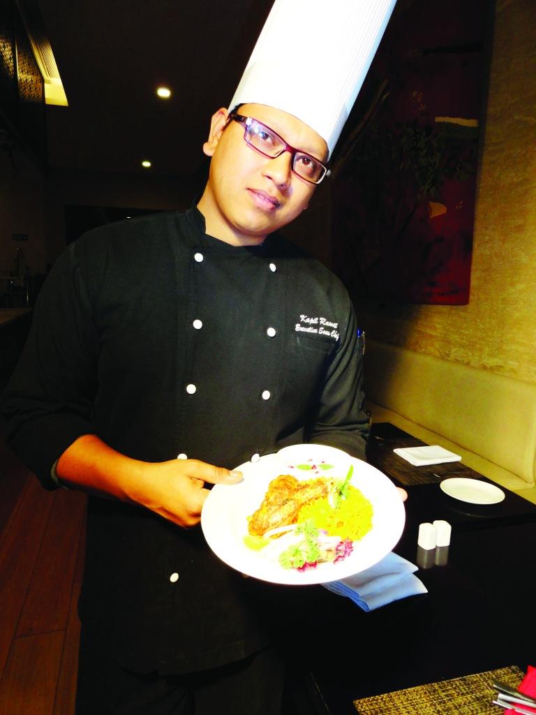 FS New Delhi_Chicken Biryani_Chef Kapil Rawat