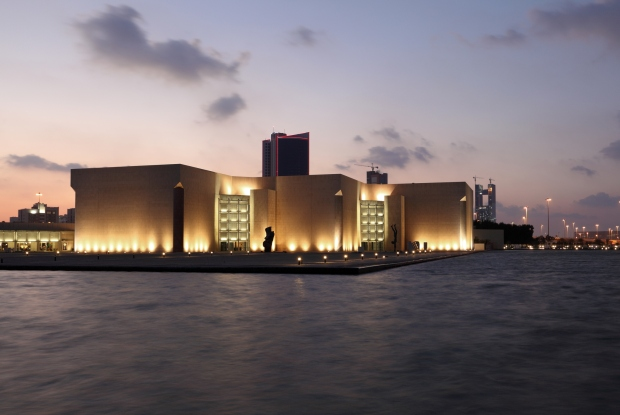 The Bahrain National Museum was built specifically to display artefacts discovered in Bahrain.