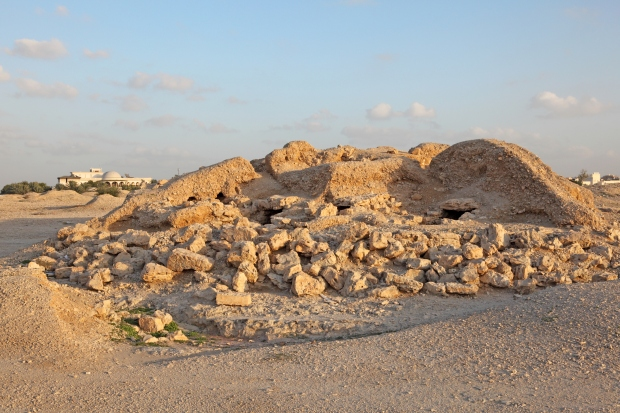 Some believe that the royal burial mounds in the village of A'ali is the site of the Garden of Eden.